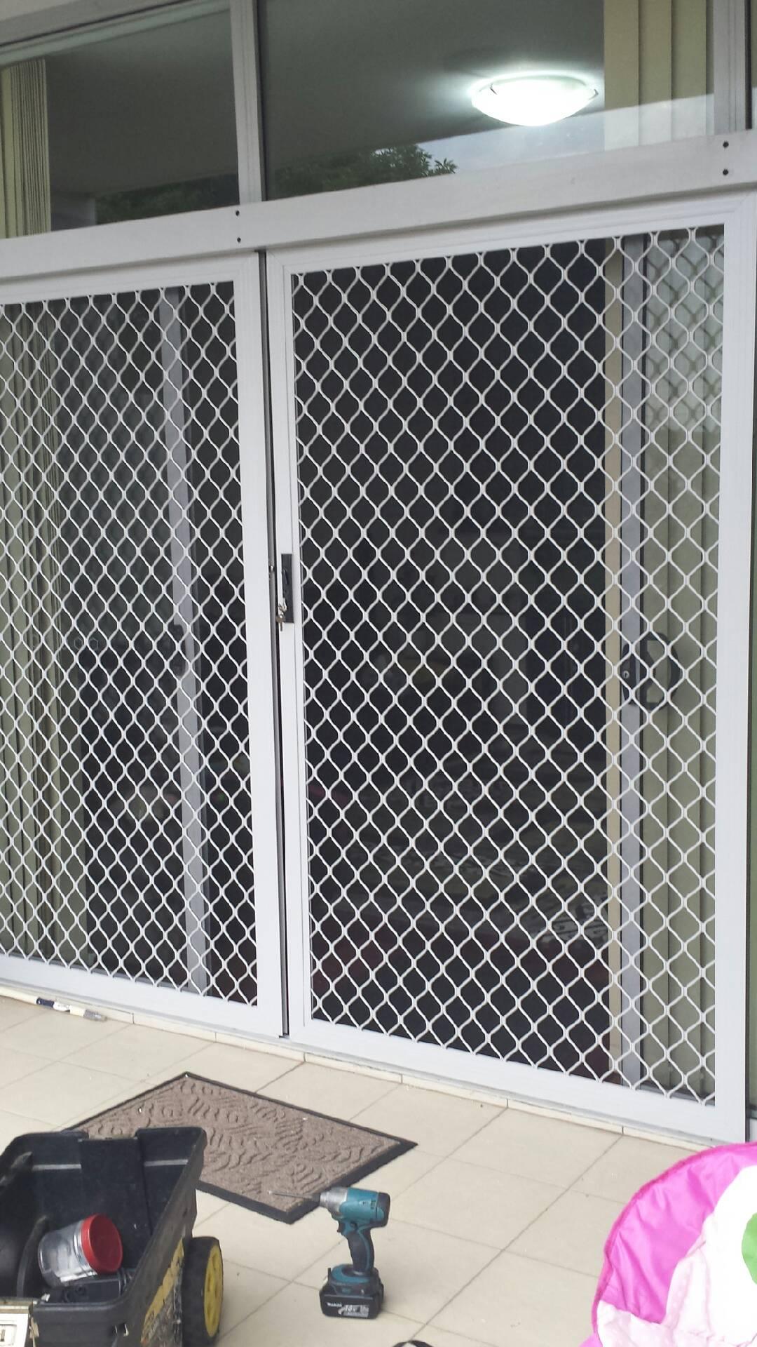 Double Hung Window Security : Del pilar dp doors security sydney